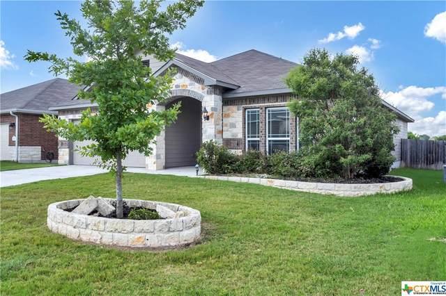 804 Glenstone Drive, Temple, TX 76502 (MLS #447402) :: Rebecca Williams