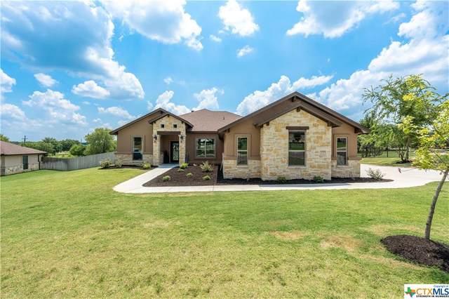 1004 Parkview Dr Way, Salado, TX 76571 (MLS #447404) :: RE/MAX Family