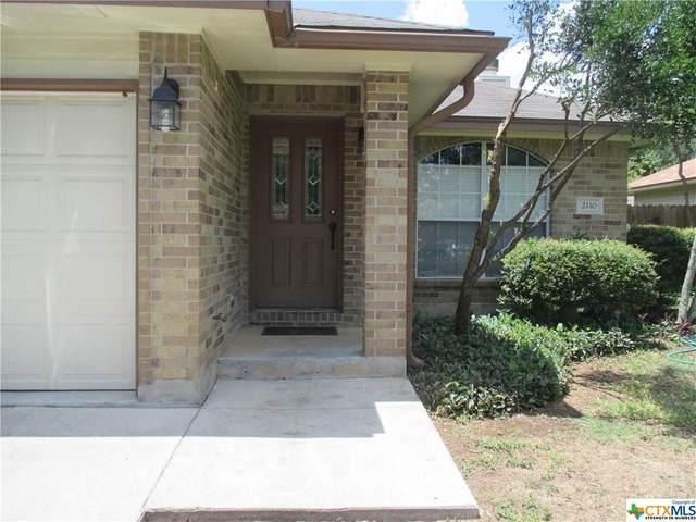 2110 Keystone Drive, New Braunfels, TX 78130 (MLS #447405) :: Rebecca Williams