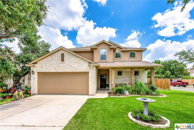 2200 Barnett Drive, Cedar Park, TX 78613 (MLS #447428) :: Rebecca Williams