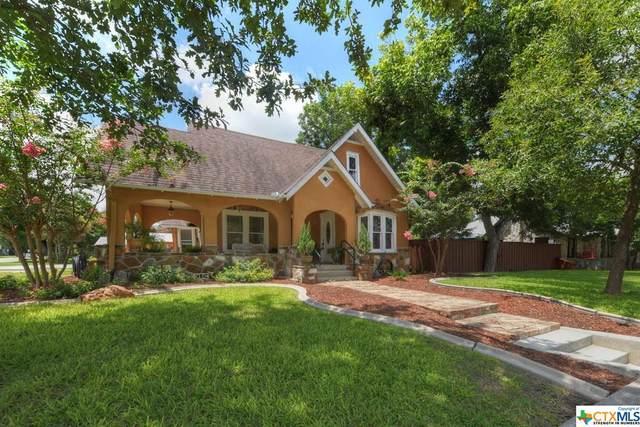 1108 W Coll Street, New Braunfels, TX 78130 (MLS #447439) :: Rebecca Williams