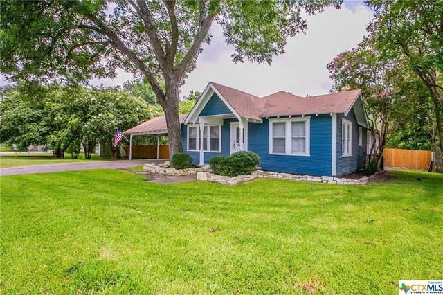 915 N 13th Street, Temple, TX 76501 (MLS #447440) :: RE/MAX Family