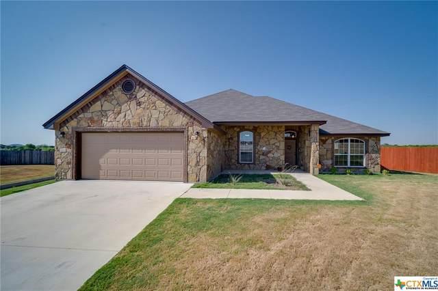 9915 Kaitlyn Drive, Killeen, TX 76542 (MLS #447446) :: Rebecca Williams
