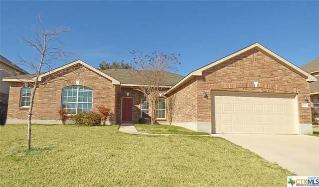 5705 Bedrock Drive, Killeen, TX 76542 (#447448) :: Empyral Group Realtors