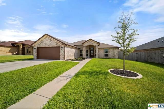 6102 Cactus Flower Lane, Killeen, TX 76549 (MLS #447476) :: Vista Real Estate