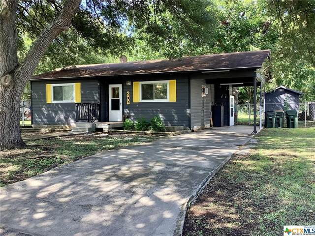 208 Parker Drive, San Marcos, TX 78666 (MLS #447488) :: Rutherford Realty Group