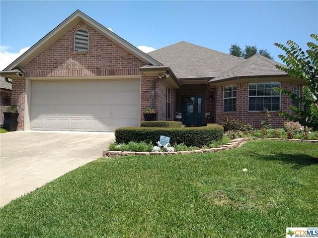 3818 Whispering Oaks, Temple, TX 76504 (MLS #447493) :: RE/MAX Family