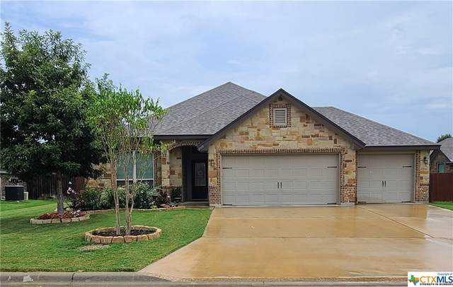 1713 Rusty Spur Drive, Temple, TX 76502 (MLS #447499) :: RE/MAX Family