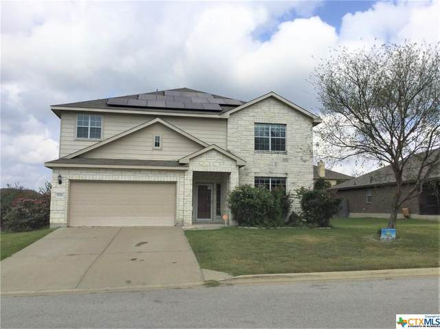 2616 Red Fern Drive, Harker Heights, TX 76548 (#447514) :: Empyral Group Realtors