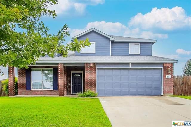 216 Dalgoner Lane, Temple, TX 76502 (MLS #447518) :: RE/MAX Family