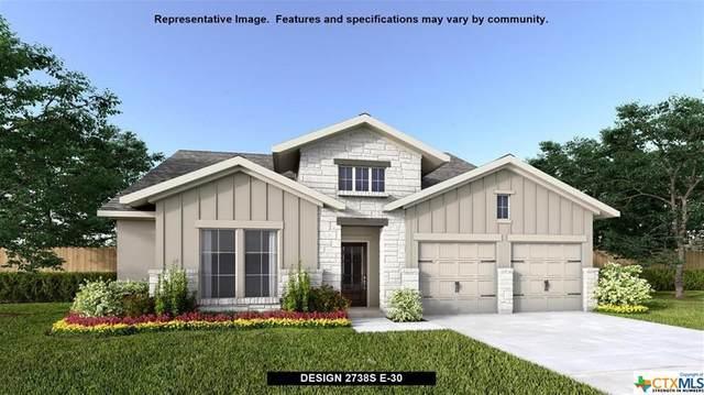 3137 Creek Ridge Street, Seguin, TX 78155 (MLS #447544) :: Kopecky Group at RE/MAX Land & Homes
