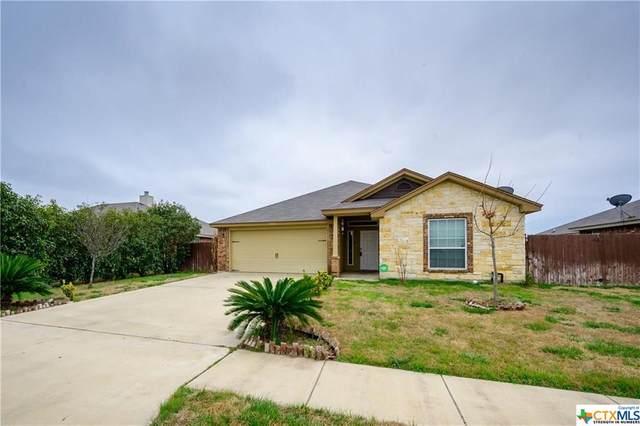 3004 Montague County Drive, Killeen, TX 76549 (MLS #447595) :: Vista Real Estate