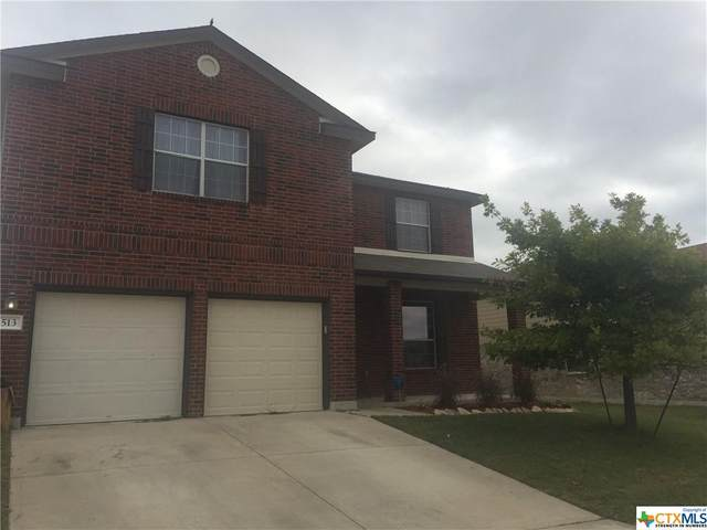 513 Constellation Drive, Killeen, TX 76542 (MLS #447598) :: Rebecca Williams