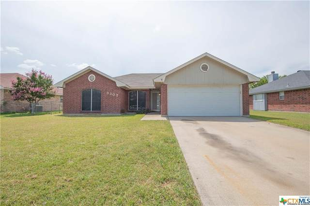 3307 Trey Street, Killeen, TX 76542 (MLS #447616) :: Rebecca Williams