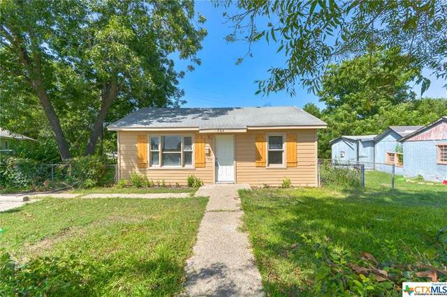 704 E Avenue N, Temple, TX 76504 (MLS #447661) :: Kopecky Group at RE/MAX Land & Homes