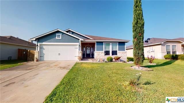5302 Rimes Court, Killeen, TX 76549 (MLS #447667) :: RE/MAX Family