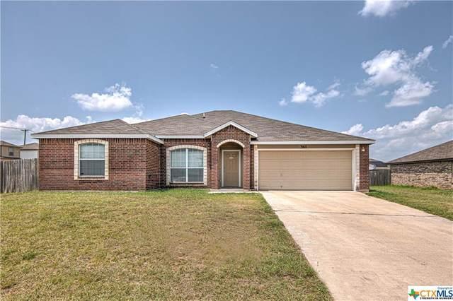 3611 Latigo Drive, Killeen, TX 76549 (MLS #447684) :: RE/MAX Family