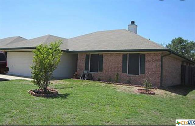 4305 Sonora Drive, Killeen, TX 76549 (MLS #447698) :: The Real Estate Home Team