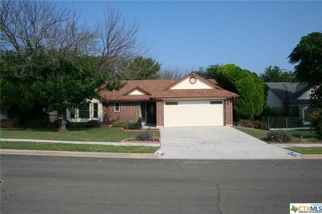 3303 Paintrock Drive, Killeen, TX 76549 (#447743) :: Empyral Group Realtors