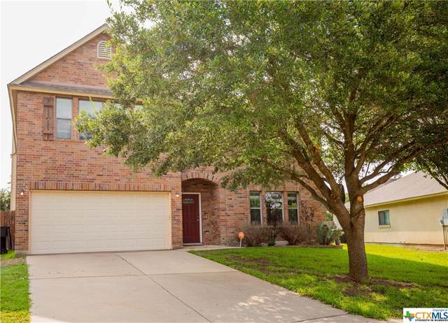 523 Morning Dove Cove, Temple, TX 76502 (MLS #447753) :: RE/MAX Family
