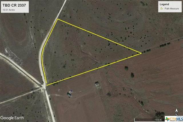 10 Acres Tbd County Road 2337, Lampasas, TX 76550 (MLS #447788) :: The Real Estate Home Team