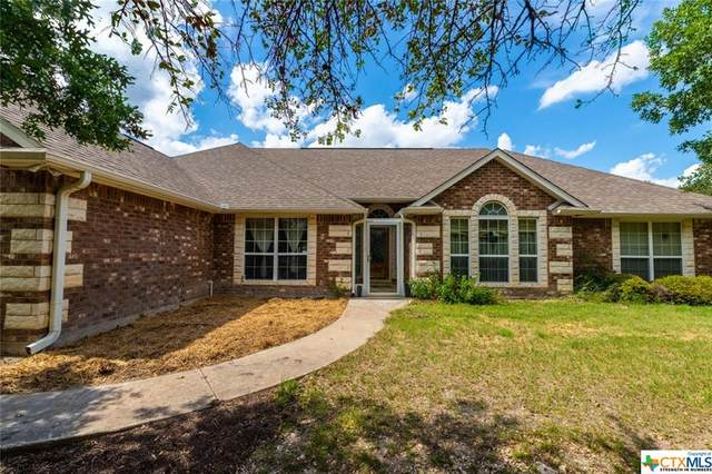 1254 Honeysuckle Drive, Killeen, TX 76549 (MLS #447805) :: RE/MAX Family