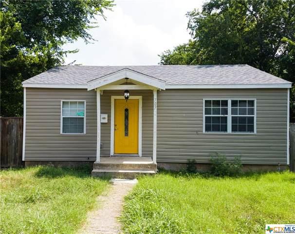 707 Sissom Road, Killeen, TX 76541 (MLS #447812) :: RE/MAX Family