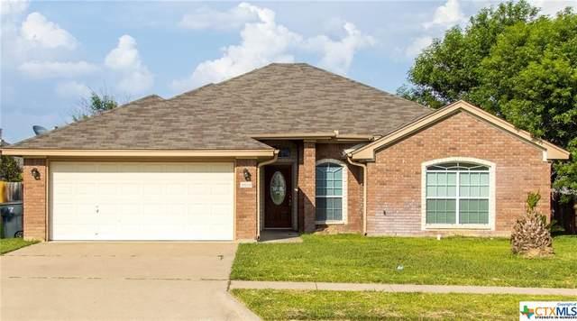 4804 Cinnabar Way, Killeen, TX 76542 (MLS #447874) :: RE/MAX Family