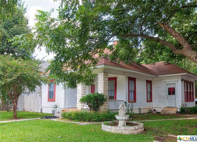 1611 S Austin Avenue, Georgetown, TX 78626 (MLS #447989) :: Rebecca Williams