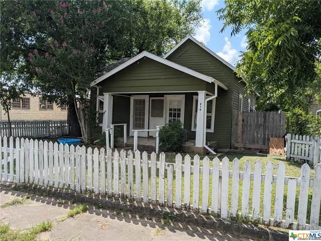 210 E 2nd Street, Lampasas, TX 76550 (MLS #448080) :: Rebecca Williams