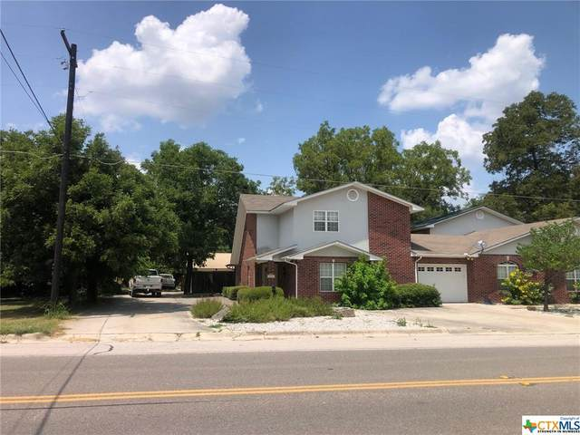 403 W North Avenue, Lampasas, TX 76550 (MLS #448086) :: The Real Estate Home Team