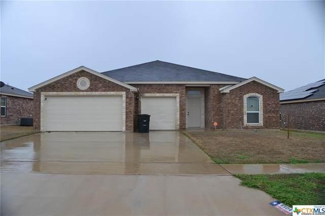 4504 Jim Foley Drive, Killeen, TX 76549 (MLS #448117) :: RE/MAX Family