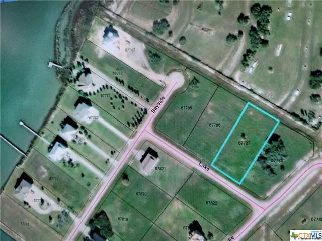 00 Lake Drive, Seadrift, TX 77983 (MLS #448120) :: The Zaplac Group
