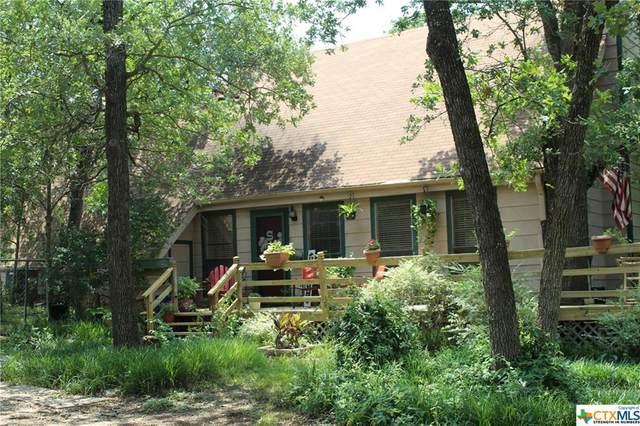 812 Lake Road, Belton, TX 76513 (MLS #448121) :: The Zaplac Group