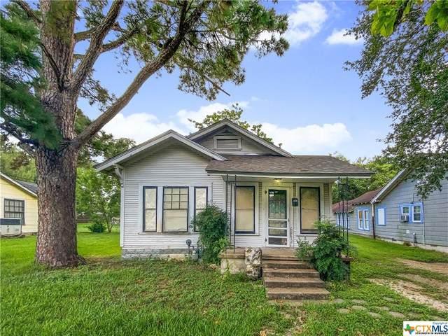 1520 Saint Peter Street, Gonzales, TX 78629 (MLS #448217) :: The Real Estate Home Team