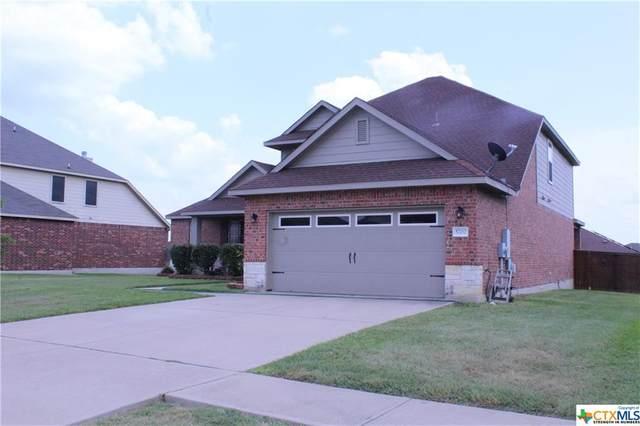 5700 Calcstone Drive, Killeen, TX 76542 (MLS #448236) :: The Real Estate Home Team