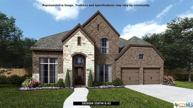 2027 Pitcher Bend, San Antonio, TX 78253 (MLS #448254) :: Kopecky Group at RE/MAX Land & Homes