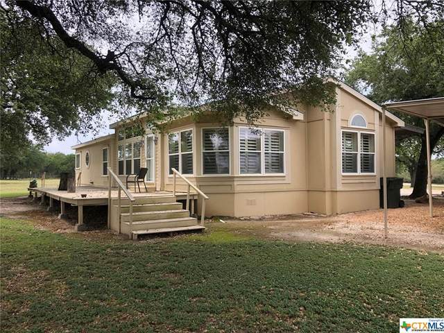 4400 County Road 3010, Lampasas, TX 76550 (MLS #448269) :: The Real Estate Home Team