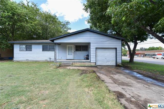 1002 S 17th Street, Copperas Cove, TX 76522 (MLS #448433) :: The Real Estate Home Team