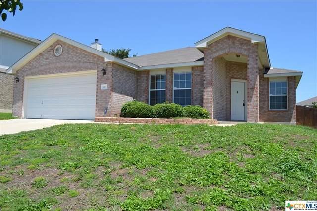 703 White Hawk Trail, Harker Heights, TX 76548 (MLS #448441) :: Texas Real Estate Advisors