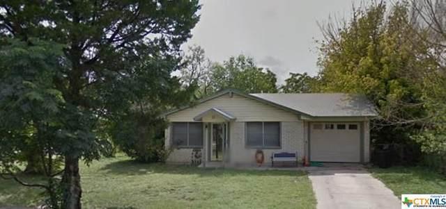 12 Sunset Drive, Lampasas, TX 76550 (MLS #448450) :: RE/MAX Family