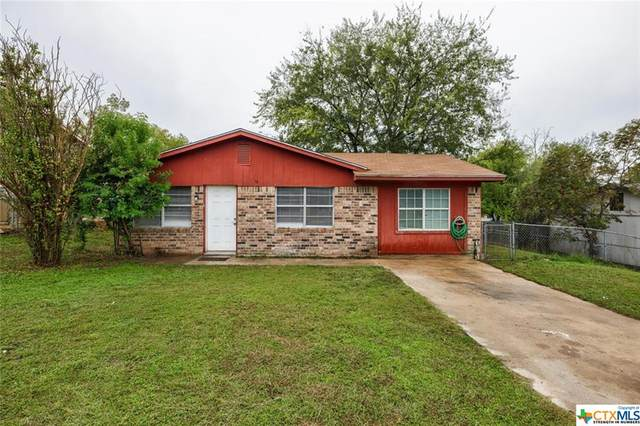 16 16 Hillcrest St Drive, Lampasas, TX 76550 (MLS #448453) :: RE/MAX Family