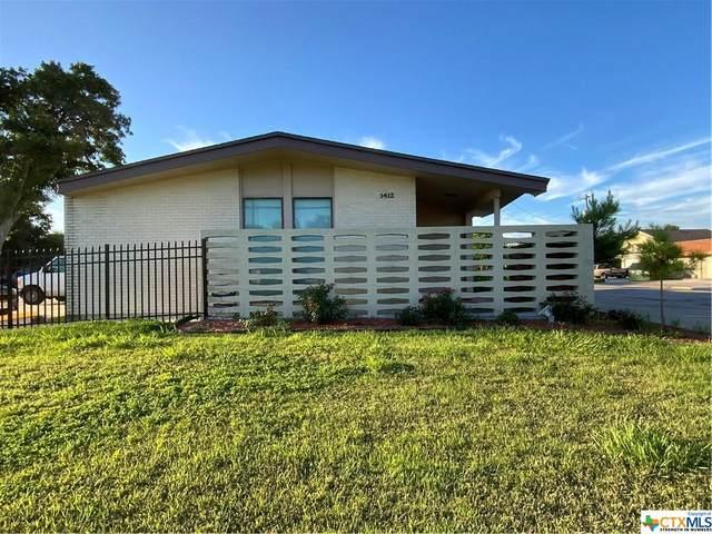 1412 E Red River Street, Victoria, TX 77901 (#448458) :: Sunburst Realty