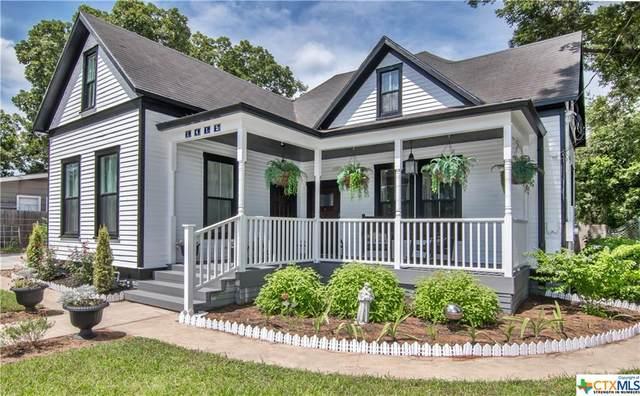1415 N Avenue E, Shiner, TX 77984 (MLS #448489) :: Vista Real Estate