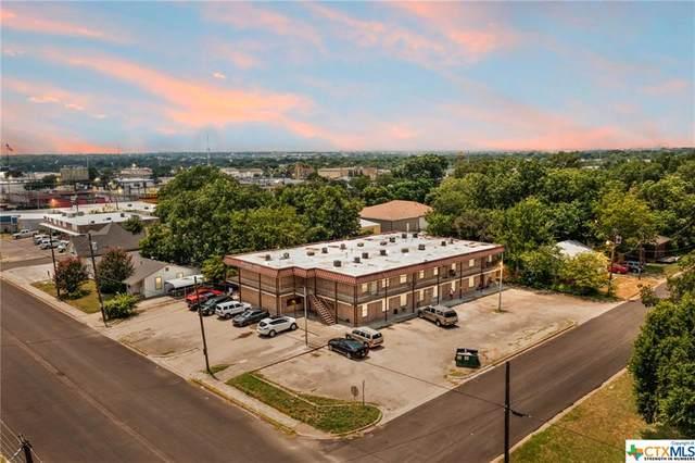 1117 N 8th Street, Killeen, TX 76541 (#448731) :: Sunburst Realty