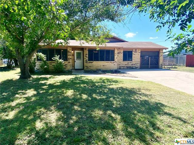4216 Lakecliffe Drive, Harker Heights, TX 76548 (MLS #448746) :: The Zaplac Group
