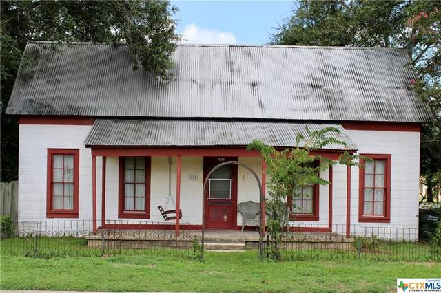 587 N Leon Street, OTHER, TX 78942 (MLS #448771) :: Kopecky Group at RE/MAX Land & Homes
