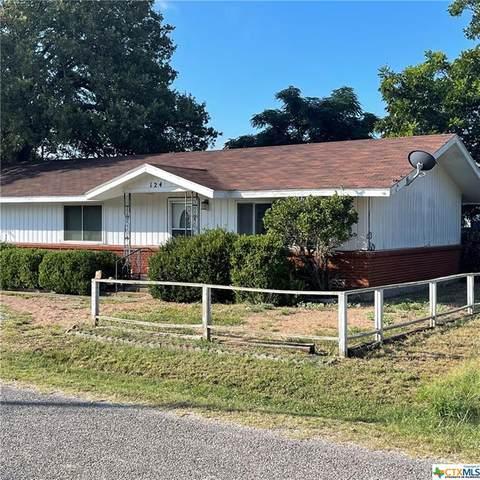 124 E Castlebriar Drive, Granite Shoals, TX 78654 (MLS #448817) :: The Real Estate Home Team