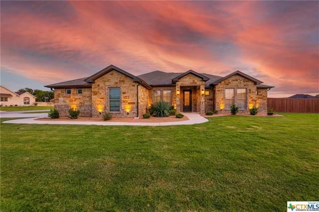 8305 Tesoro Drive, Temple, TX 76504 (MLS #448828) :: Neal & Neal Team