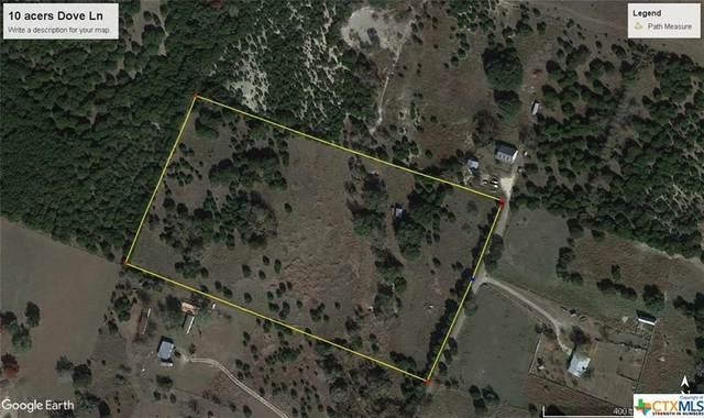 10 Acres Dove, Copperas Cove, TX 76522 (MLS #448866) :: The Real Estate Home Team